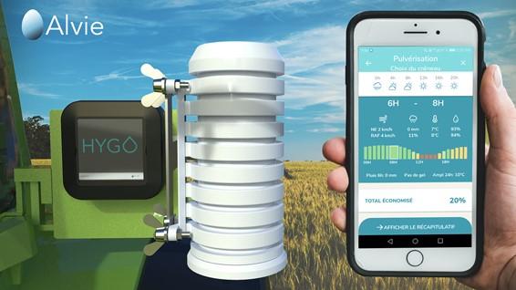 Developpement de l'outil HYGO - coopérative agricole Vecquemont
