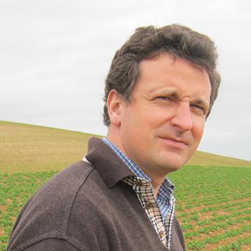 cooperative agricole VAN DEN BOSSCHE Arnaud